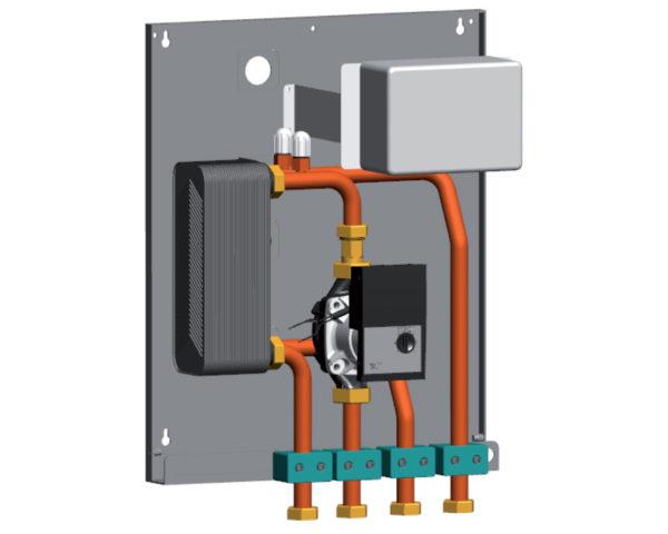 Kit séparation hydraulique CMP1000