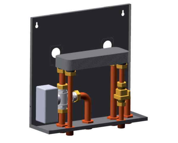 Kit pour production ECS