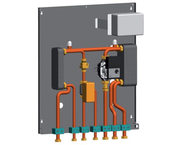 Kit séparation hydraulique CMP3000