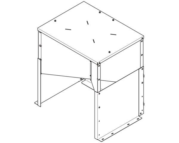 Piedestal INSIDE M