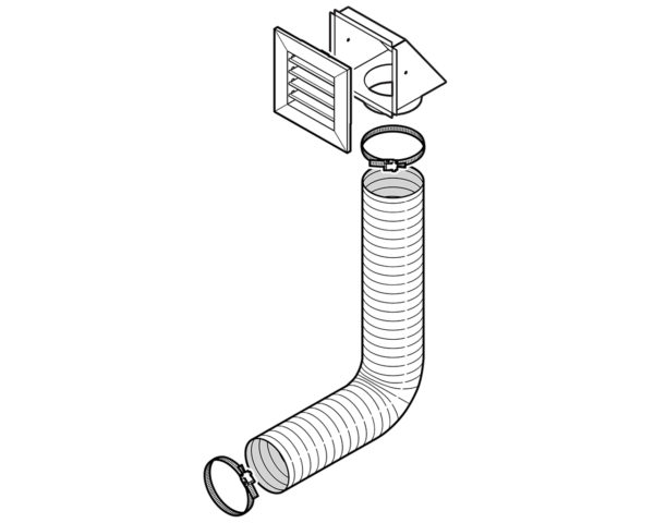 kit canalisation air A