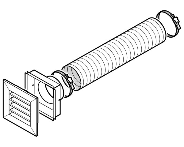 kit canalisation air B