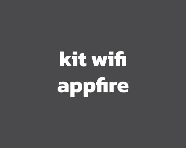 Kit WIFI